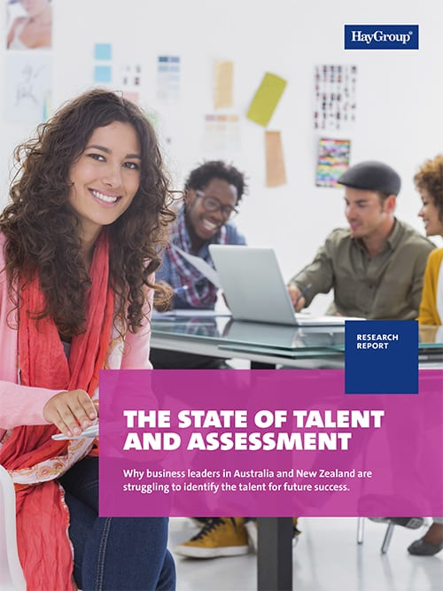 The state of talent and assessment