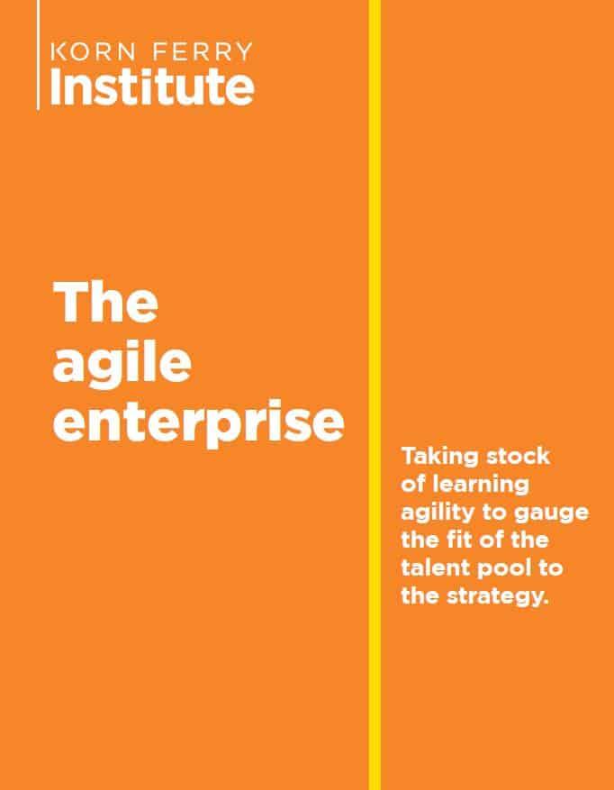 the-agile-enterprise